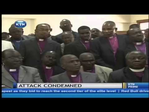Anglican Church of Kenya condemns Westgate terror attacks