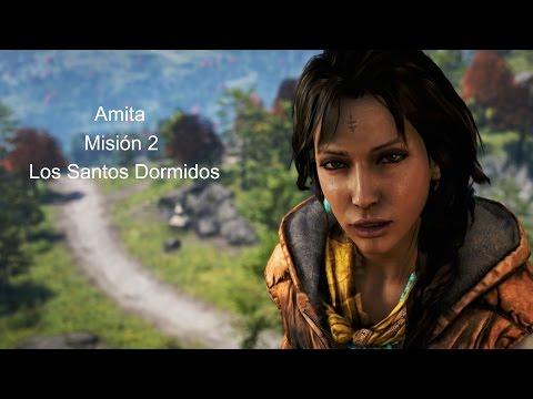 Far Cry 4. Amita, Misión 2: Los Santos Dormidos (Difícil)