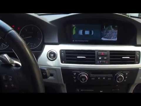 BMW E92 PIP multimedia interface HD media player REAR cam  www.bmwtuning.hu