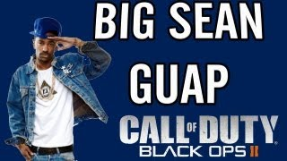 Black Ops 2: Big Sean - Guap PARODY (Black Ops 2 Music Video Parody)