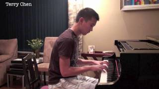 ☺ Perfect - Hedley Piano Cover - Terry Chen
