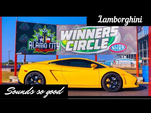 Look who shows up to the track- Lambo, Ferrari, GT-R, and Supra!