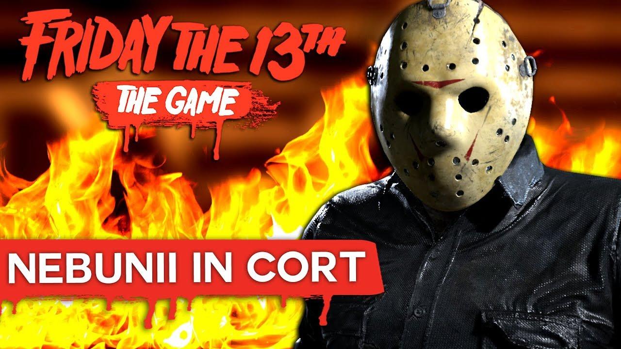 Hop in cort cu Jason ! (Jocul Mare)