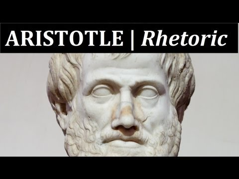 ARISTOTLE: Rhetoric - FULL AudioBook - Classical Philosophy