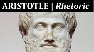 ARISTOTLE: Rhetoric - FULL AudioBook - Classical Philosophy of Ancient Greece