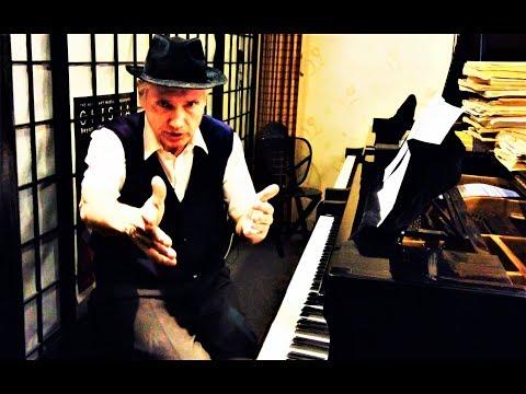 """Rolf-Peter Wille spielt und rezitiert Franz Liszt """"Der traurige Mönch"""" (Lenau)"""