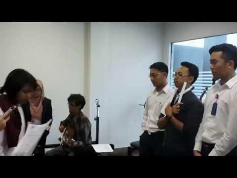 Medley Kambanglah Bungo, Sirpong nDele Kopong, Yamko Rambe Yamko cover by Vocal Group Taspen