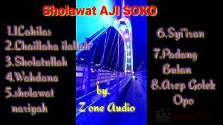 8 GAMELAN SHOLAWAT | AJI SOKO LIVE | YG MIRIP GAMELAN KYAI KANJENG | cover AJI SOKA