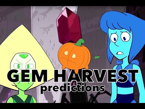 WHAT IS GEM HARVESTING? | Steven Universe Gem Harvest Clip Analysis, Predictions, and Speculations