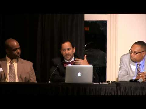 The Role of the Church: Moderator Dr. Eric M. Wallace