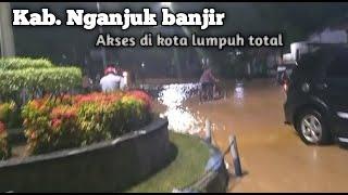 Pray for nganjuk - 14 februari 2021 nganjuk banjir parah 😭