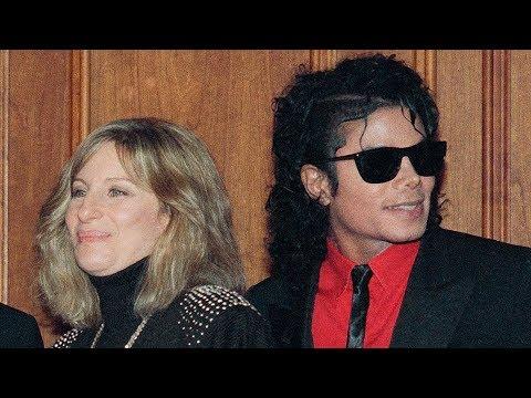 Barbra Streisand Defends Michael Jackson
