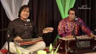 Ustad Shafqat Ali Khan sings meditative etarnal Raag Yaman