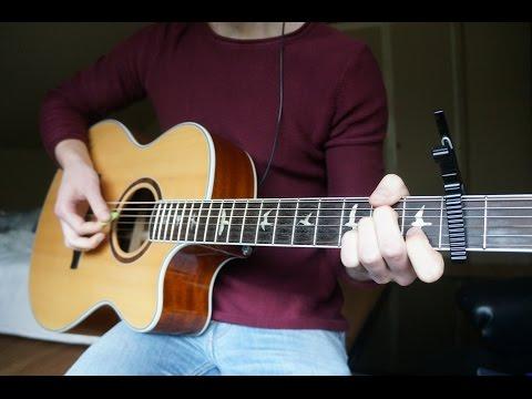 Jet Black Heart - 5 Seconds Of Summer - Guitar Cover | Mattias Krantz