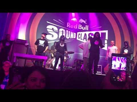 Carla's Dreams feat CTC - Hobson's Choice Live @RedBull SoundClash
