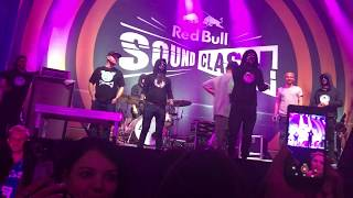 Carla's Dreams feat CTC - Hobson's Choice Live @RedBull SoundClash