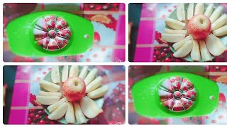 How To Cut An Apple With Apple Cutter | Kitchen Gadget | Apple CutterThe Multi-talented Apple Slicer