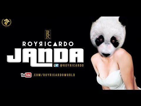 ROY RiCARDO - JANDA [DESiiGNER - PANDA COVER REMiX]