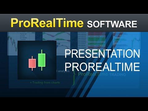 ProRealTime - Logiciel de bourse en ligne et de trading