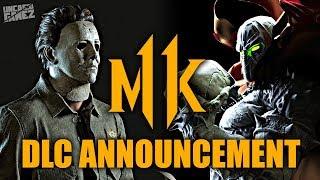 Mortal Kombat 11: NEW Character Reveals, First DLC Announcement, & More!!