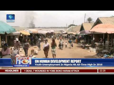UN Human Development Report: Nigeria Ranked 152 For Two Straight Years