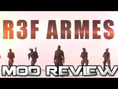 ArmA 3 ► R3F French Forces, Mod Review