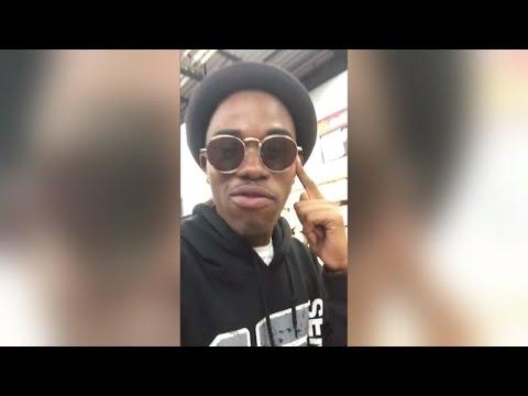 Teen Sings Gospel Version of Drake's 'Hotline Bling' in Walmart