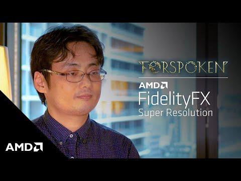 AMD FidelityFX Super Resolution Partner Showcase Ep. 3: Luminous Productions