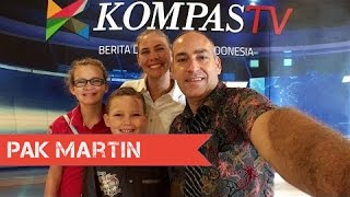 Martin Johnson Family Masuk Kompas TV | Vlog 332