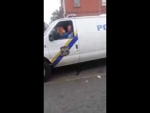 Bully Cop Police Officer Philip Nace from Philly On Youtube Again