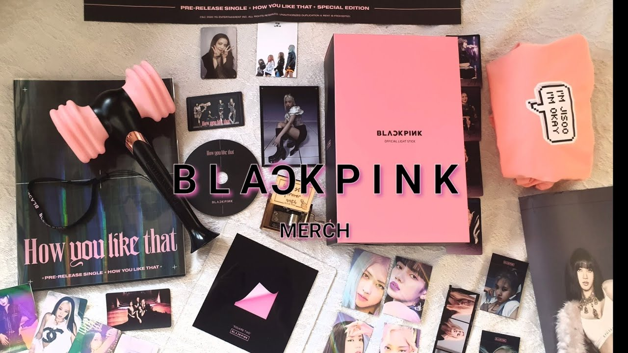 Awesome Blackpink Merchandise Usa wallpapers to download for free greenvirals