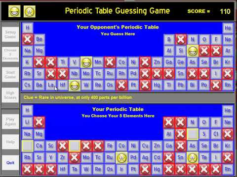 Multimedia science chemistry periodic table game software youtube multimedia science chemistry periodic table game software urtaz Choice Image