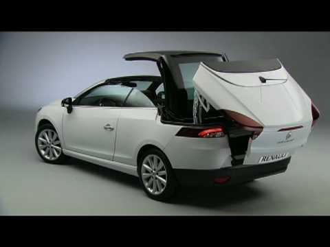 renault new m gane coup cabriolet youtube. Black Bedroom Furniture Sets. Home Design Ideas