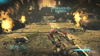 Bulletstorm Gameplay Walkthrough - Gamescom '10
