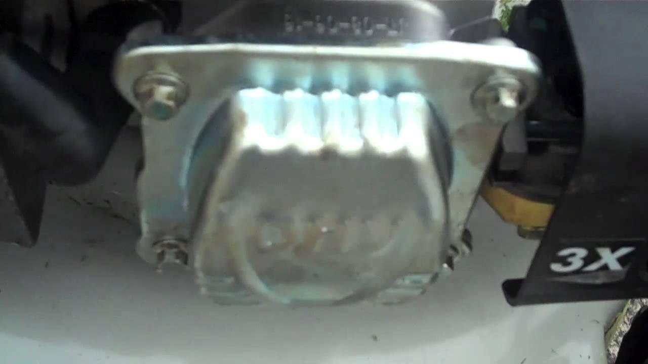 Ryobi Lawn Mower Sticking Inlet Valve Repair Youtube Ry30240 Parts List And Diagram Ereplacementpartscom