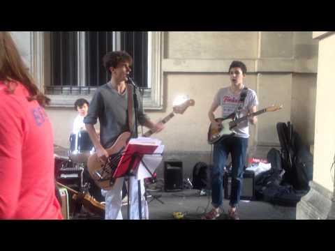 Paris: Fête de la musique ( Saint - Michel )
