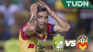 ¡Partidazo de ida y vuelta! | León 0 - 0 Morelia | Liga Mx - AP 19 - Cuartos de final | TUDN
