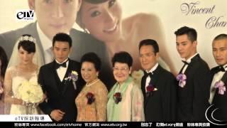 焦恩俊與林千鈺 伴郎伴娘 拍照花絮 《見證‧幸福》