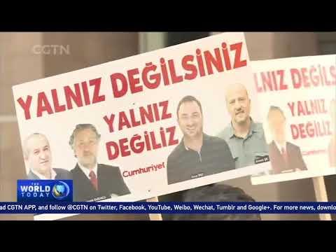 Seven things to watch  Macron, Erdogan seek détente after year of tensions   CGTN
