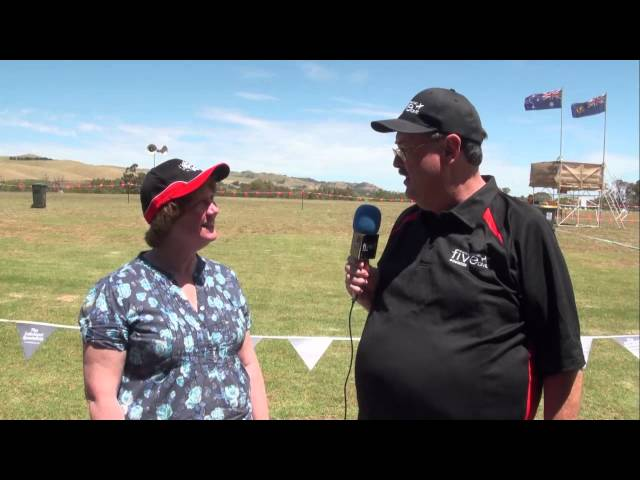 Barossa Air Show 2011 Interview with Kathryn Krieg