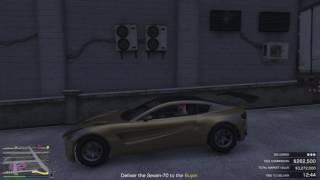 GTA Online Bug