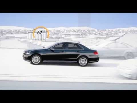 Mercedes-Benz Singapore: DISTRONIC PLUS with STEER CONTROL - YouTube