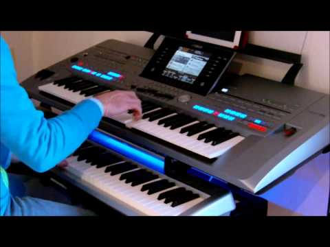 Good Time Boogie - Marc Giese-Bröker - A Tribute to Franz Lambert - Yamaha Tyros 5 Demo