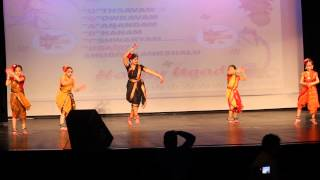 Indian Folk Dance (Telugu) 2014- Gallu gallu