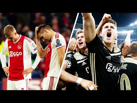 Ajax may have lost in the Champions League, but they won our hearts - Oh My Goal