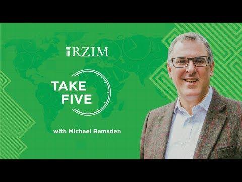 "What Makes Good Friday So ""good""?   Michael Ramsden   TAKE FIVE   RZIM"