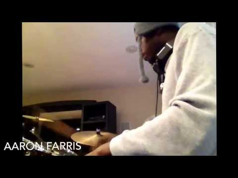 Aaron Farris OutKast Bowtie (drum cover)