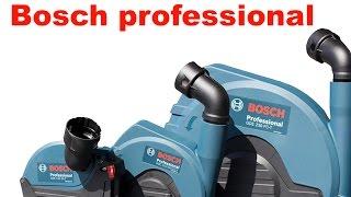 Новые модели штроборезов Bosch Professional