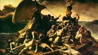 """le radeau de la Méduse (het vlot van de """"Medusa"""")"""