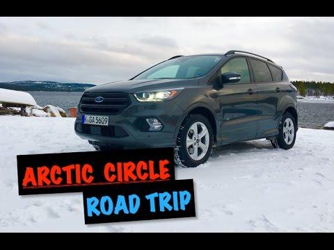 Arctic Circle Road Trip - Inside Lane